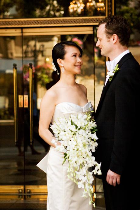 Beverly Wilshire Hotel Wedding