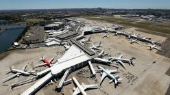 Generic Aerial pictures of Sydney Airport