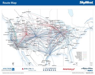 skywest-combined-92013-route-map_worldairlinenews.com