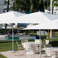 Tuuci Bay Master Max Classic, Commercial Marina - White