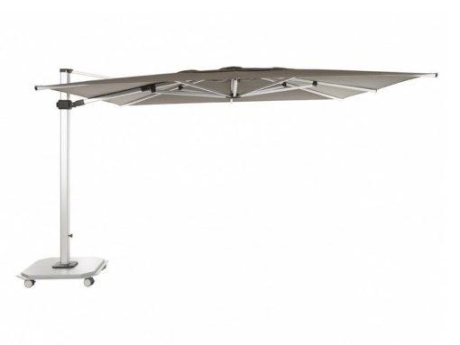 Jardinico JCP.401 Outdoor Umbrella, Flat - Silver