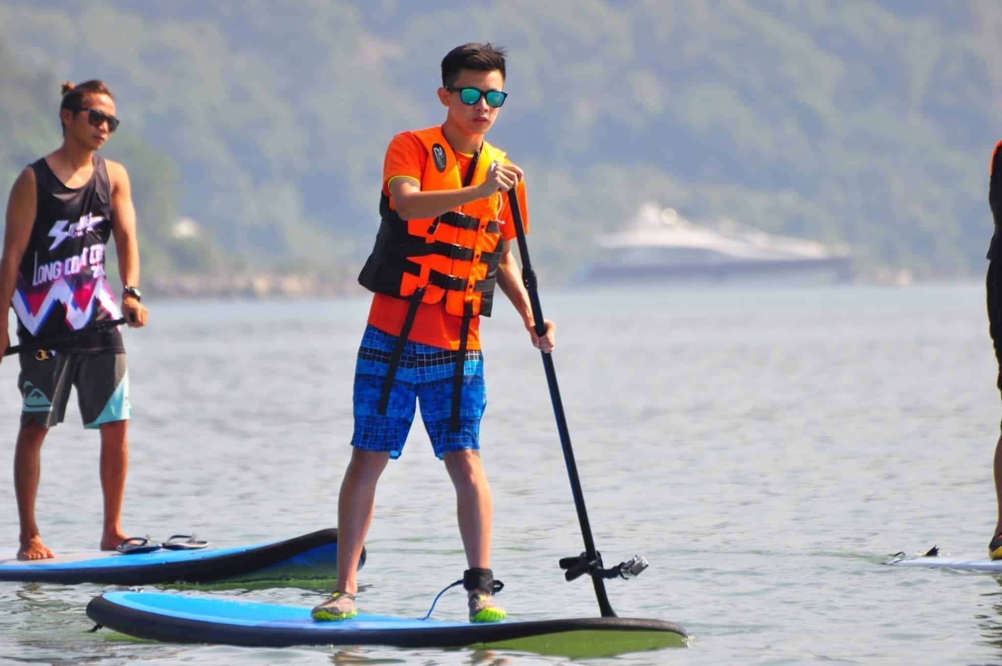 SUP Beginner Program (Private Class – 2 hours)