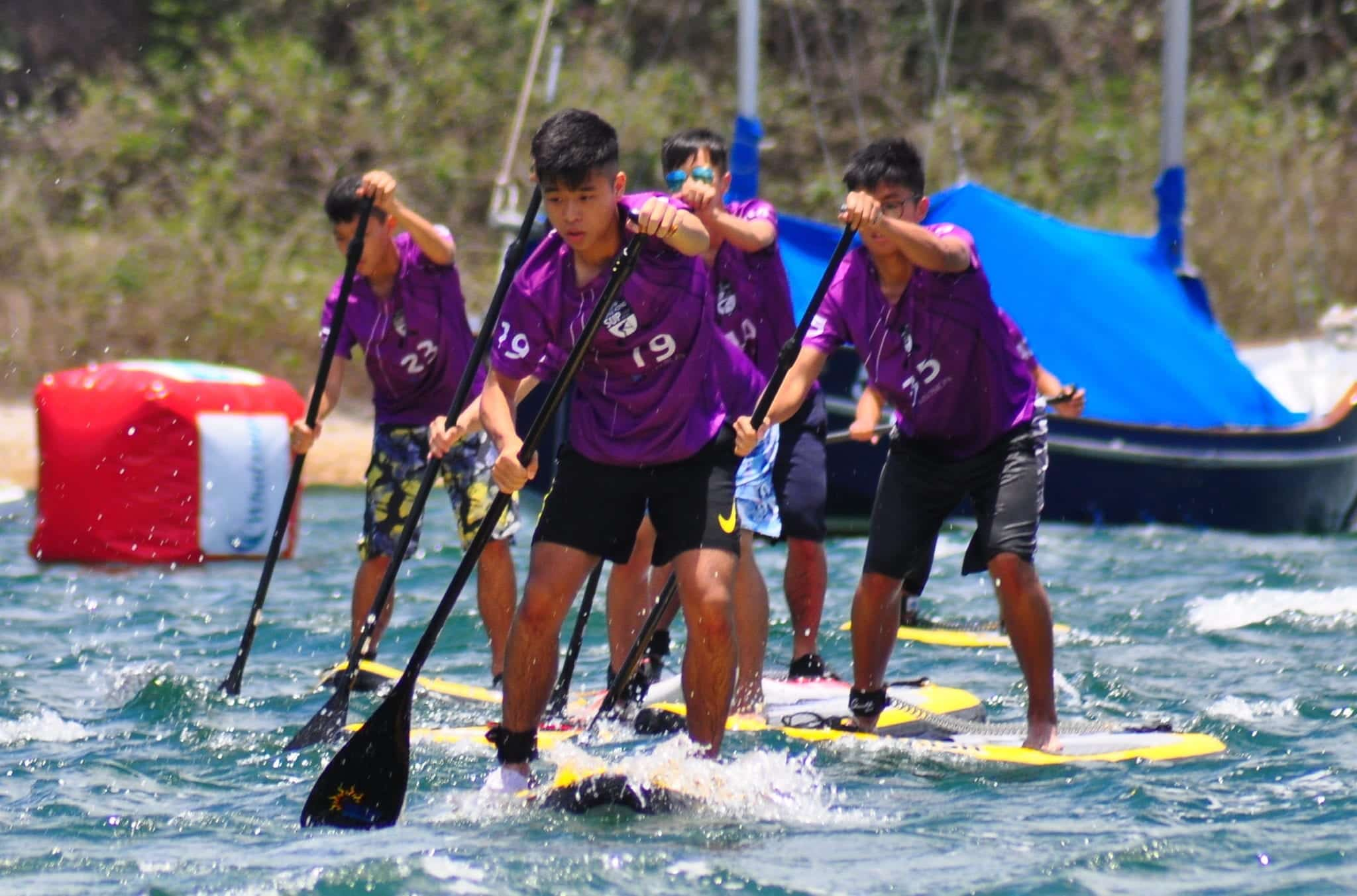 SUP Intermediate Program (Silver) (8 hours)