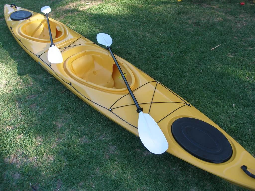 Double Traditional Kayak Rental – (1000-1700)