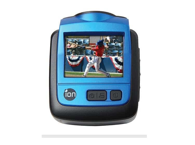 iON THE GAME HD VIDEO CAMERA