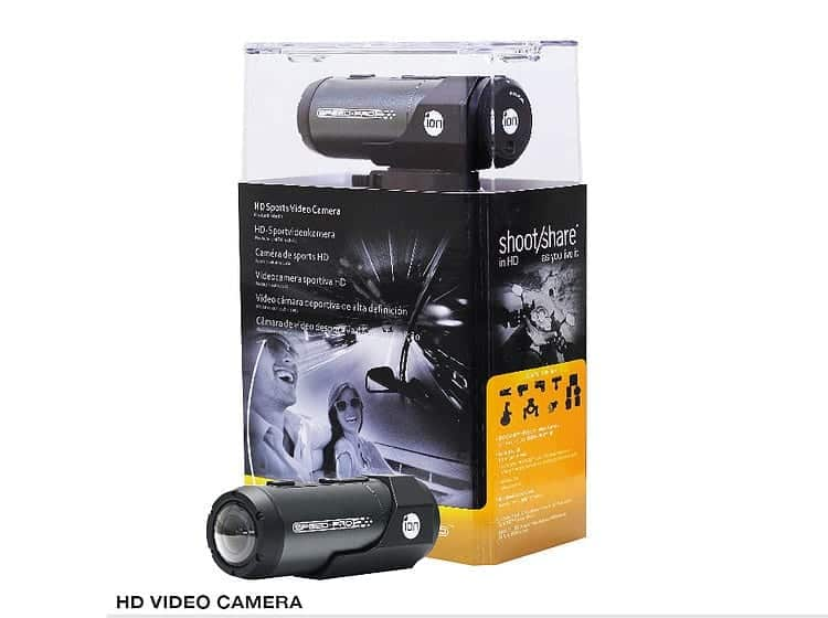 iON SPEED-PRO HD VIDEO CAMERA
