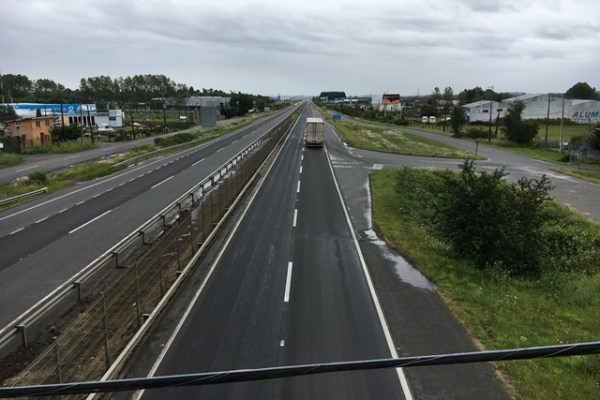 Patagonia Series Ep7: Valdivia to Puerto Varas, a drop off on the motorway