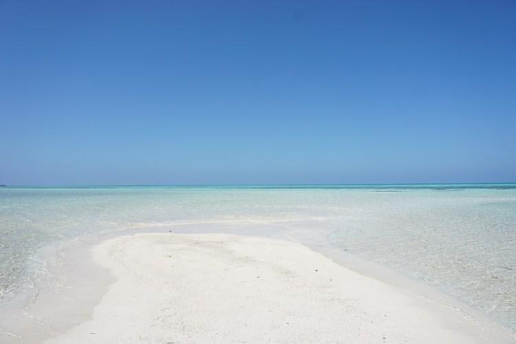 Sandbank trip from Huraa, Maldives, Blue Sky and Wine