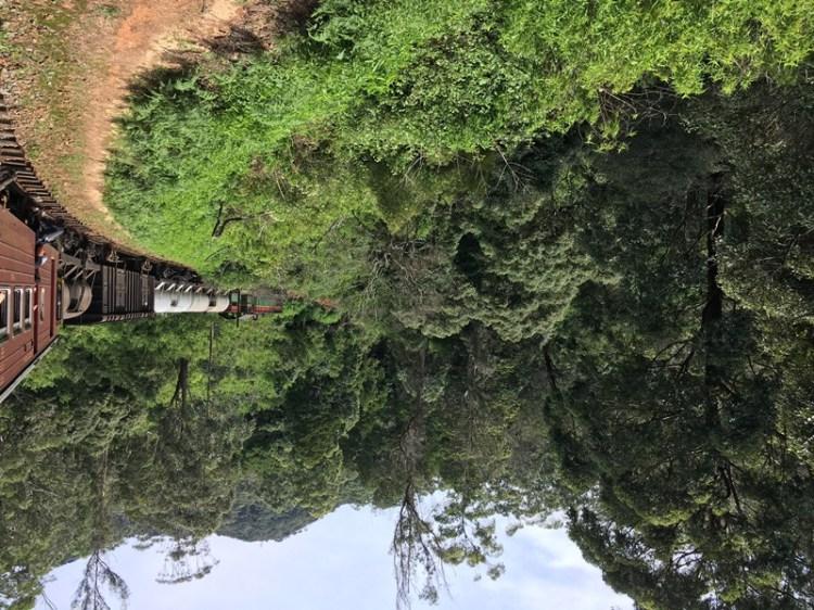 Nuwara Eliya to Ella by train, Sri Lanka, Blue Sky and Wine