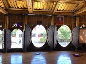 shwe yaunghwe kyaung - shwe yan pay, Inle Lake, Inle Lake, Blue Sky and Wine