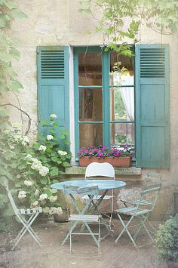 My French~Inspired Dream Garden