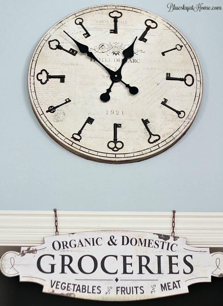 5 New Farmhouse Accessories in My Kitchen ~ Bluesky at Home