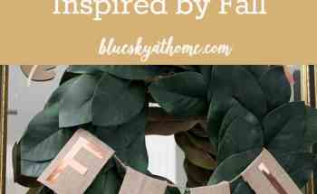 How to Make the Easiest Burlap Banner Inspired by Fall