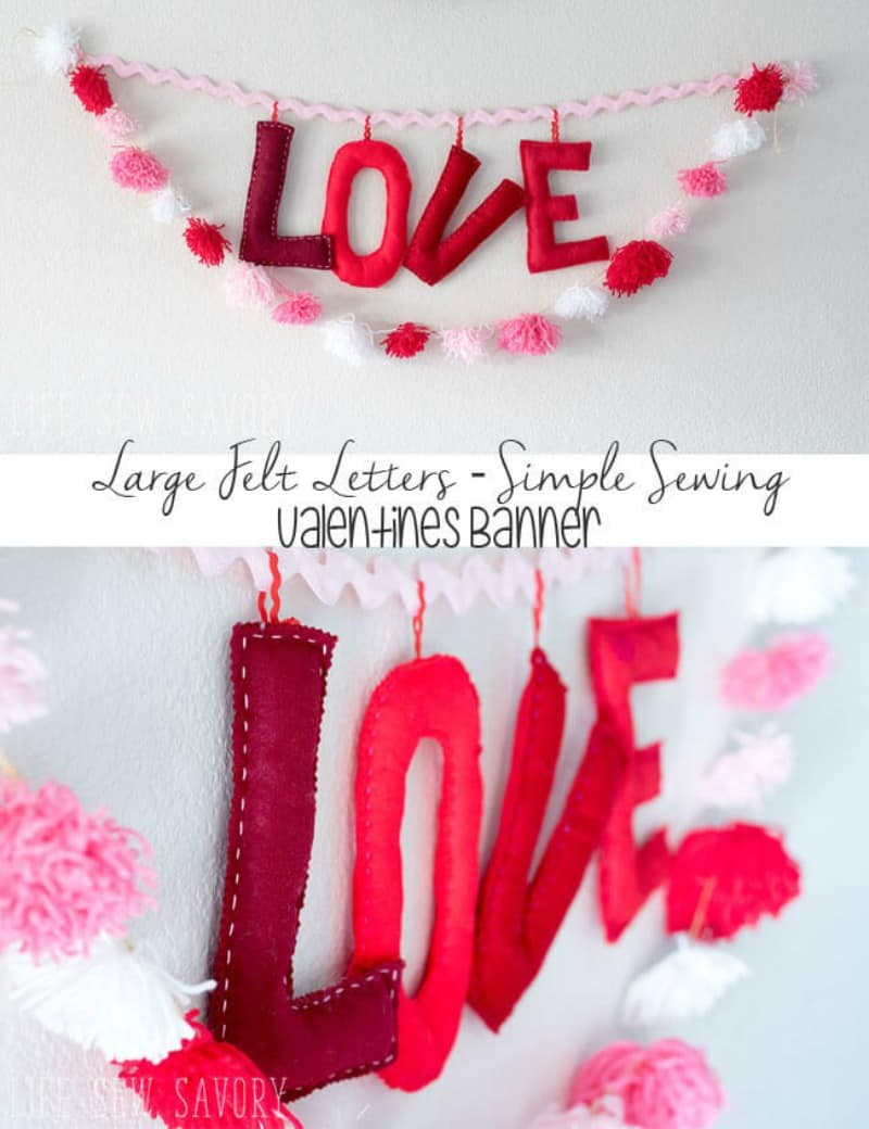 Top 10 Best DIY Valentine Decorations. This is a great time for special DIY decorations for your home, your kids, your best girlfriends, or party decor. Need some inspiration? Here's a perfect place to start. You have plenty of time to choose and put one of these ideas for your to~do list. BlueskyatHome.com