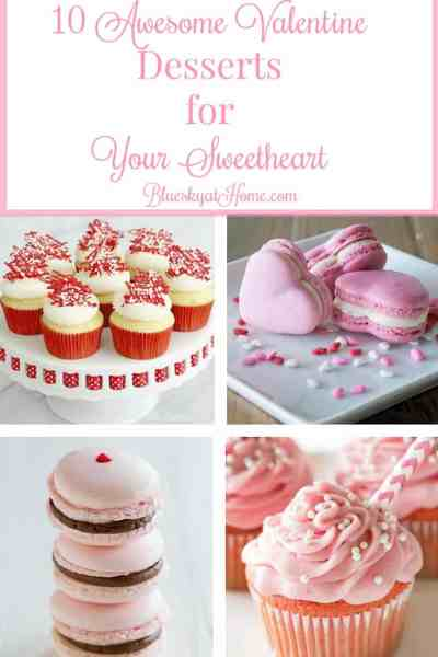 10 Awesome Valentine Desserts for Your Sweetheart