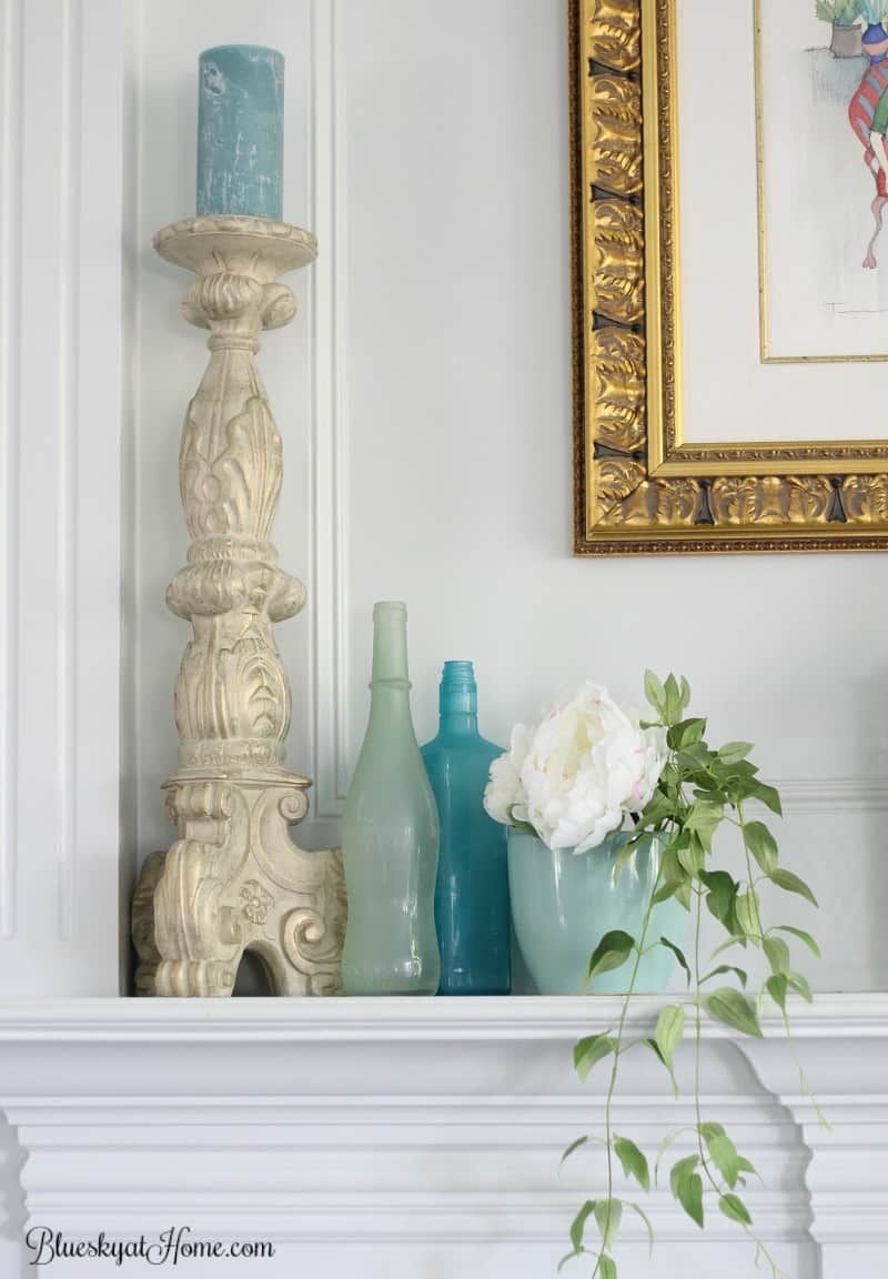 10 Awesome Accessory Ideas for Spring Home Tour ~ Bluesky at Home