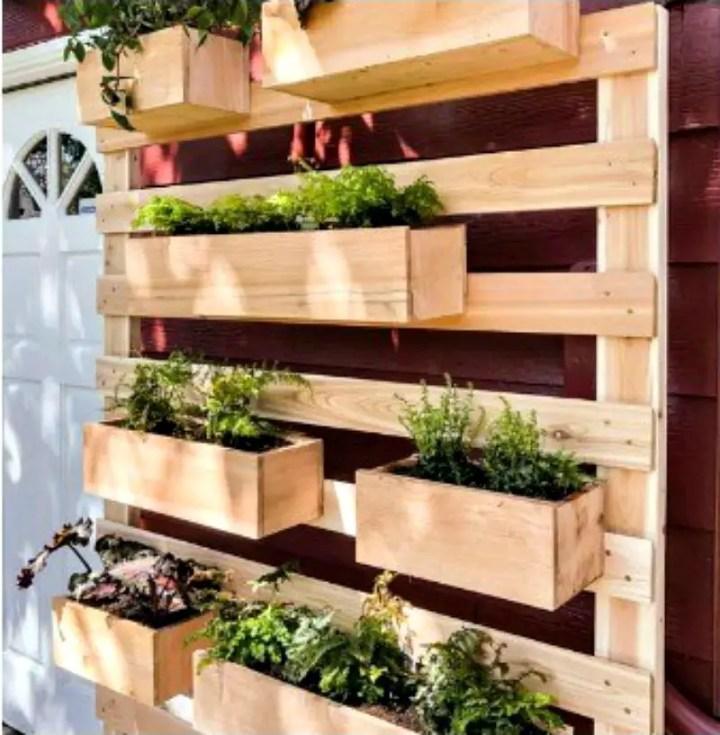DIY planter