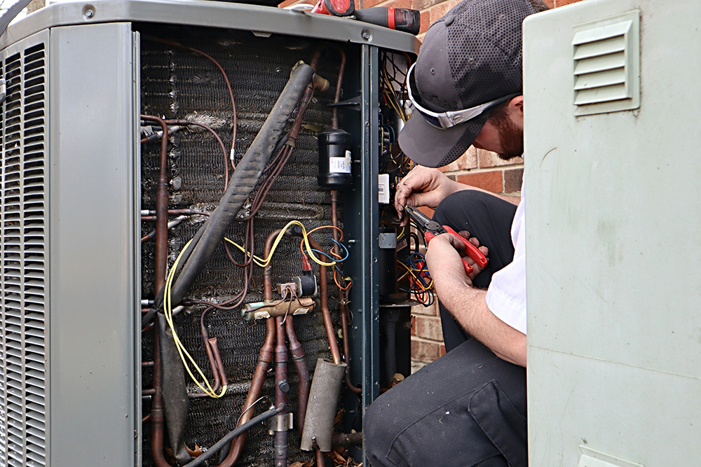 what to expect on hvac replacement