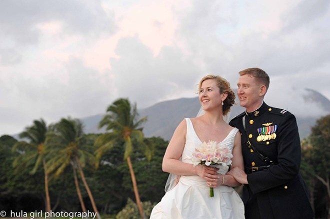 Hula Girl Photography Maui - Blue Sky Weddings Maui