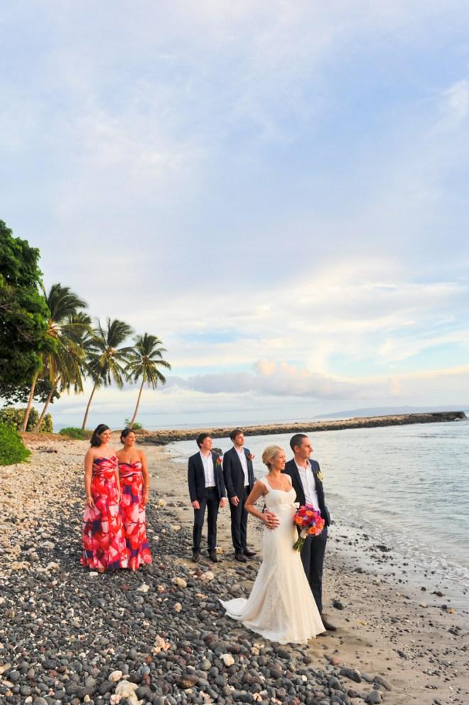 Beach Wedding Maui