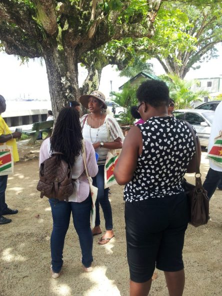 Figure 7 Participants of CUF take part in the City Tour