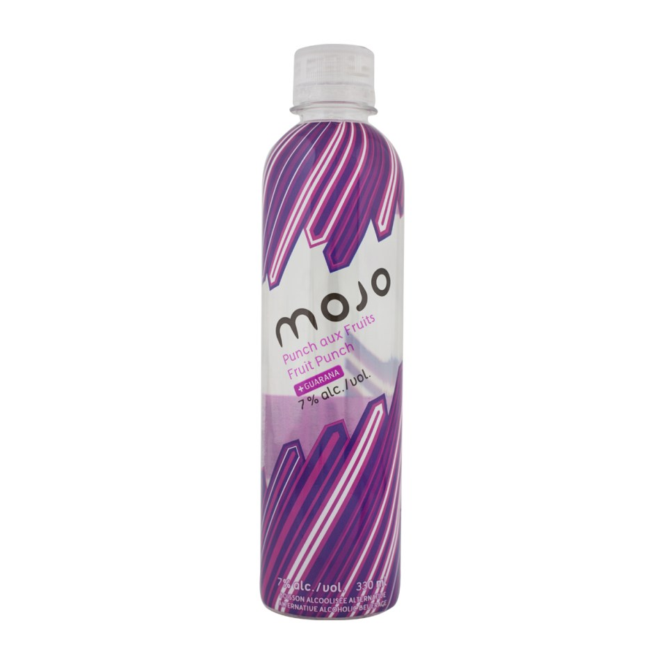 MOJO - Punch aux Fruits - bouteille