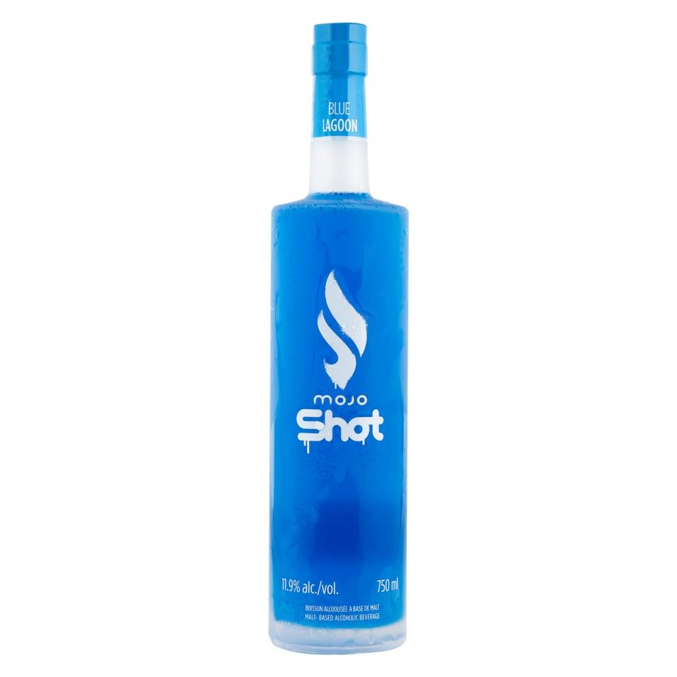 MOJO Shot - Blue Lagoon