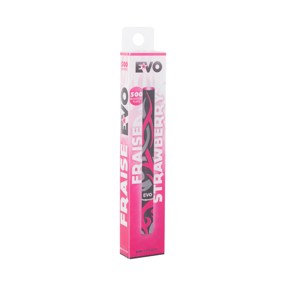 EVO cigarette électronique - Fraise