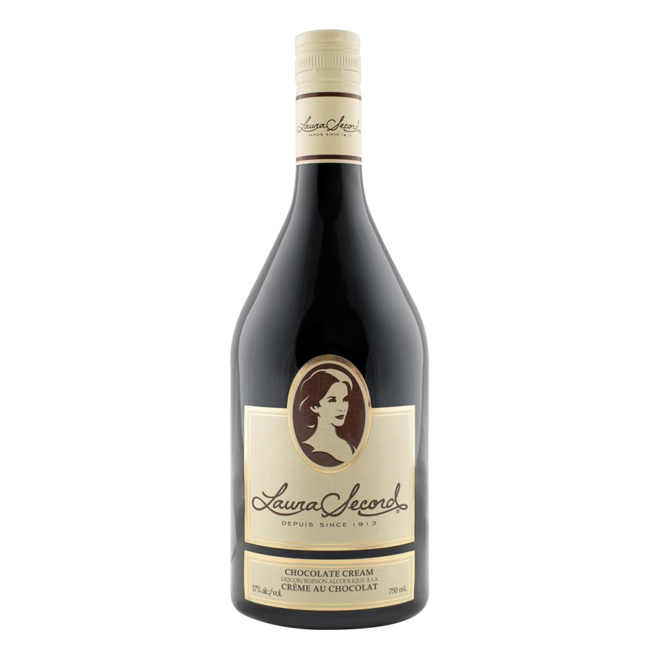 Boisson Crémeuse Laura Secord au Chocolat 750ml ROC