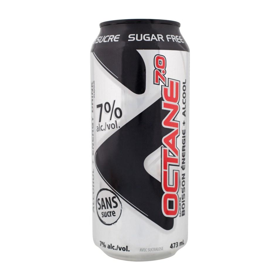 Octane 7.0 - Sans sucre