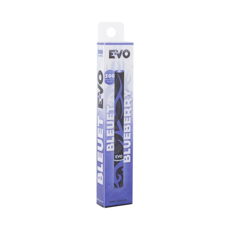 EVO cigarette électronique - Bleuet