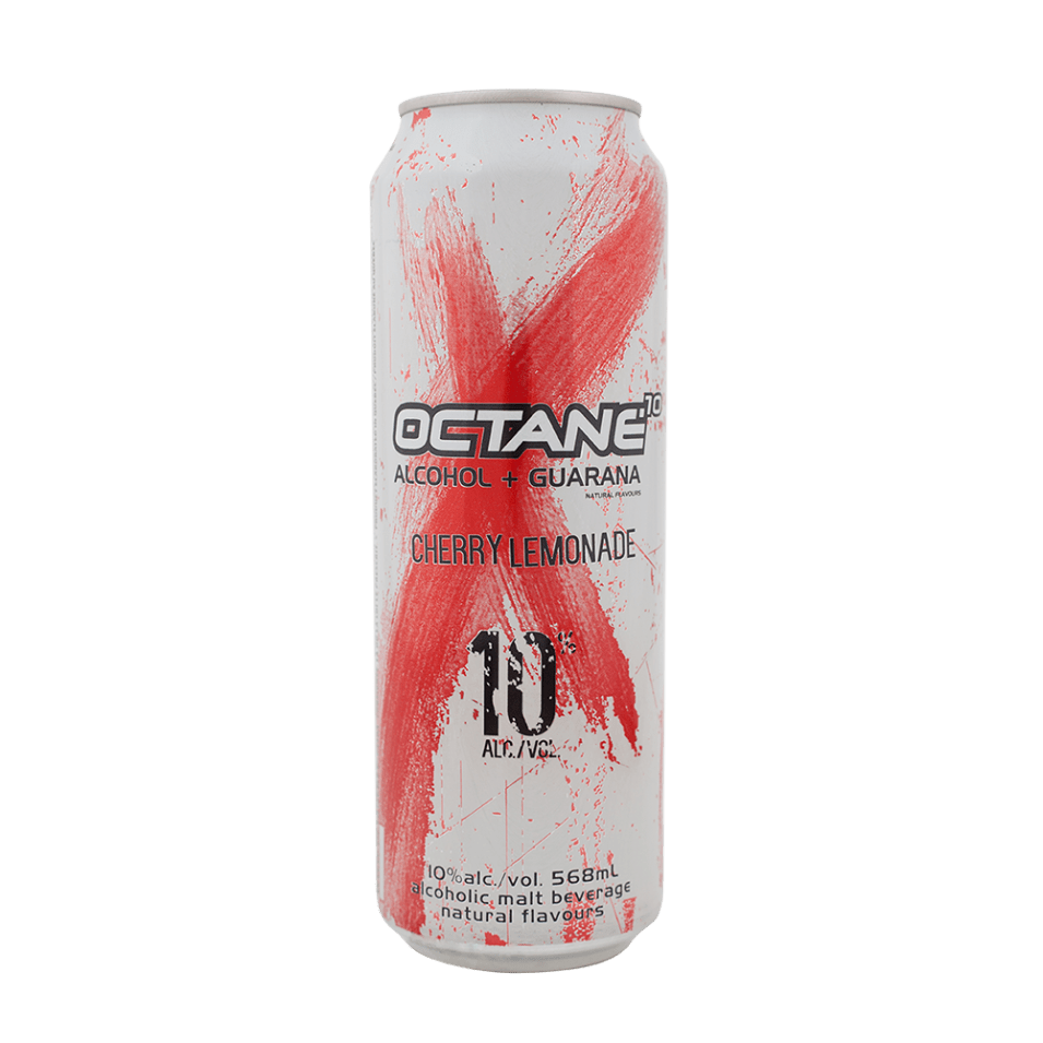 Octane 10 - Cherry Lemonade Image