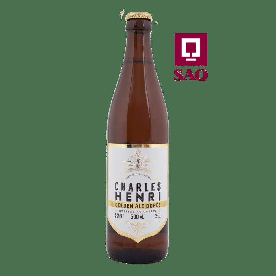 Charles Henri Golden Ale Image