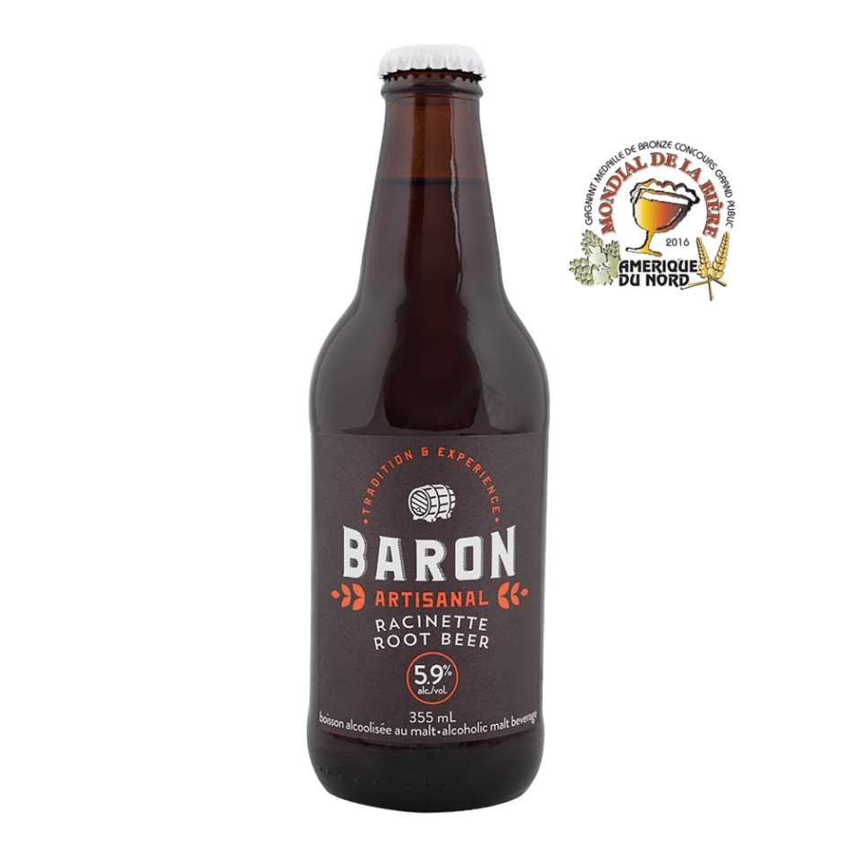 Baron Root Beer Image