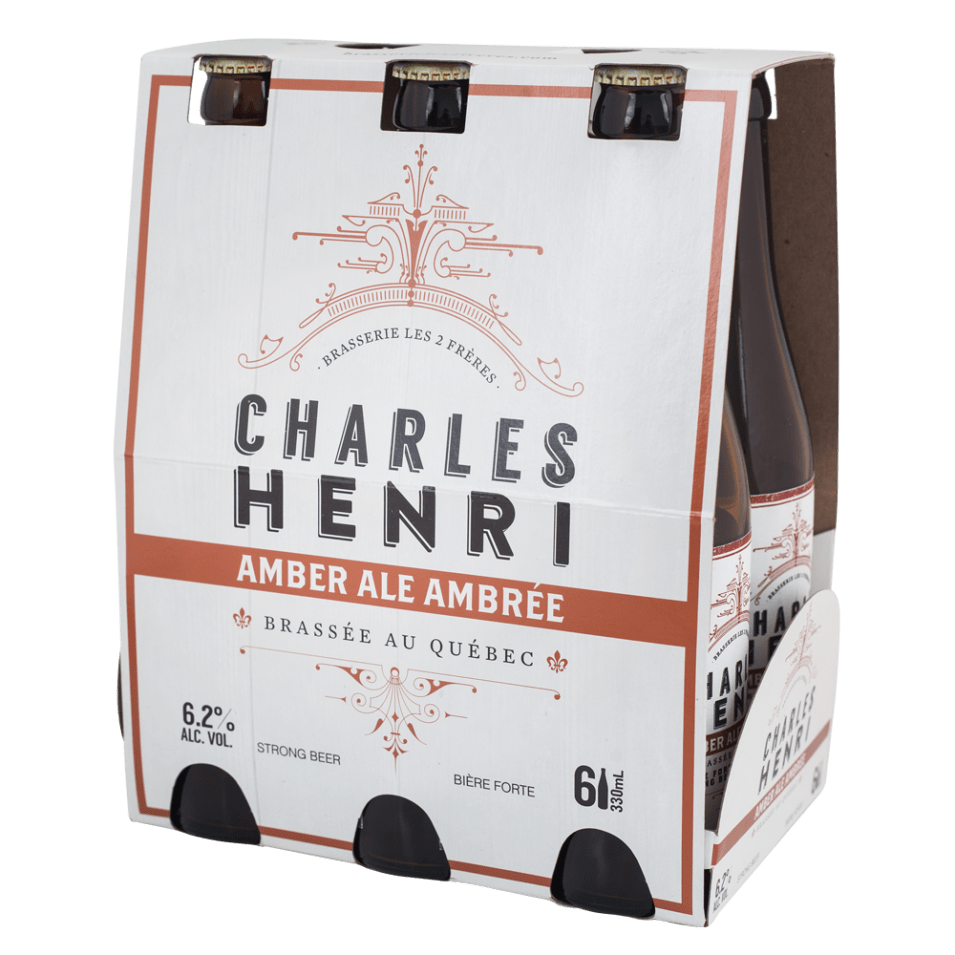 Charles Henri Amber Ale - 330mL Image