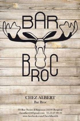 Chez Albert - Bar à Broc