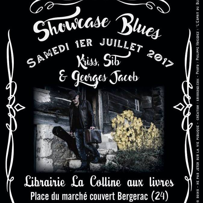 Show case Blues