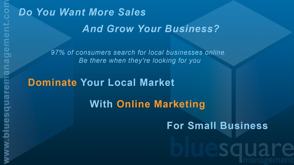 Blue Square Management's new Google Plus Cover Photo