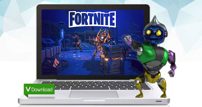 Fortnite Mobile on PC Andy Android Emulator
