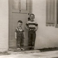 My Brother and I, 1957