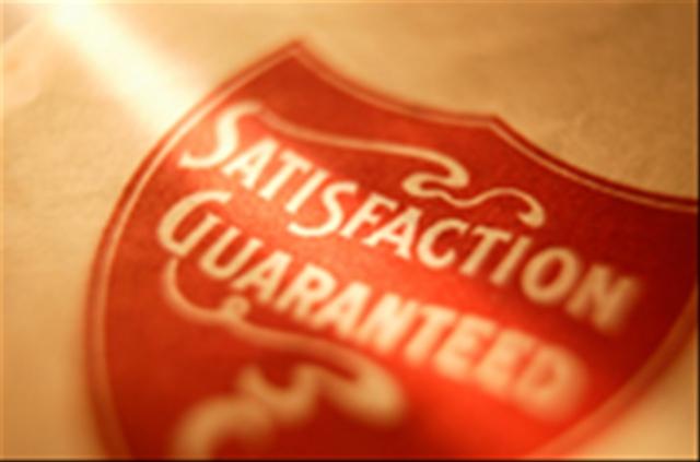 Customer Service Satisfaction