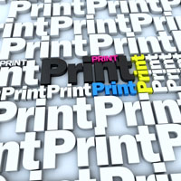 Print beats TV ROI