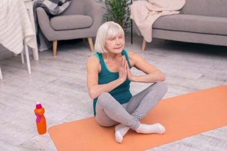 Heart Health for seniors exercise