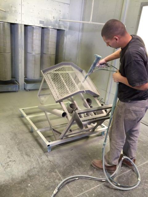Shop Brake Cart - 4