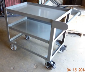 Steel Service Cart