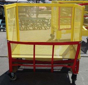 Steel Material Cart