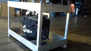 Safe Welding Storage Pod