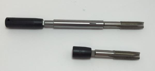 GE Slip Ring Removal Tools Taps
