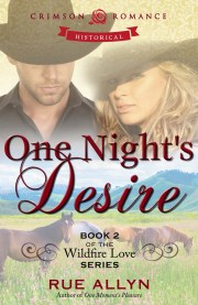 One Night's Desire by Rue Allyn