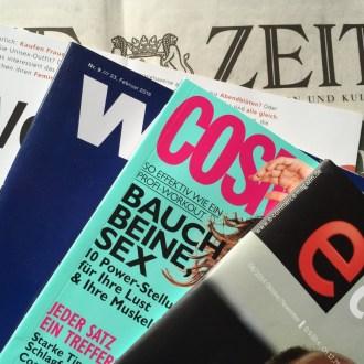 Bluestone / Diana Jaffé in den Medien - Gender Marketing